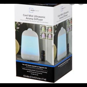 Mainstay Cool Mist Oil Diffuser